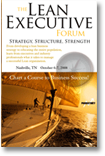 Lean Executive Forum